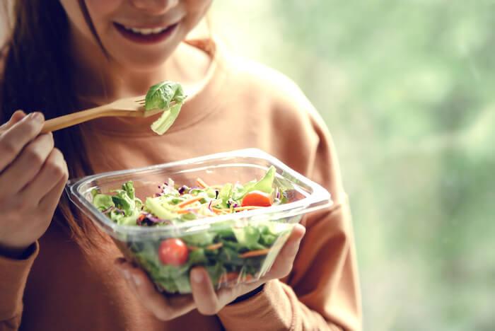 ダイエット中の食事選びのポイント