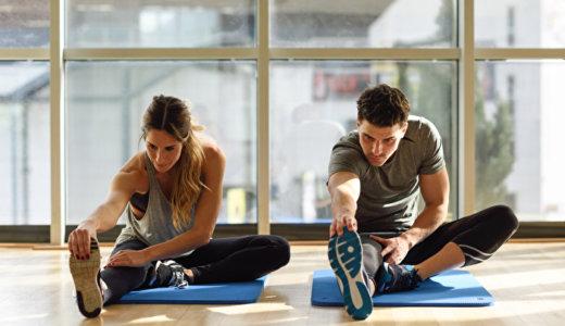 体を温める動的ストレッチ15選!運動(筋トレ)前にやるべき理由や静的ストレッチとの違いも解説