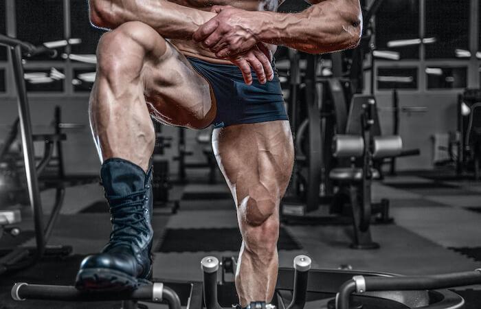スティッフレッグドデッドリフトで鍛えられる筋肉