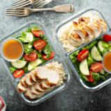 バルクアップに最適な食事メニュー!食事管理の基本を理解して効率よく筋肉を増やそう