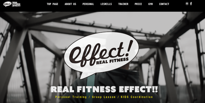 REAL FITNESS EFFECT