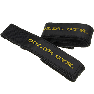 ゴールドジム(GOLD`S GYM) リストストラップ