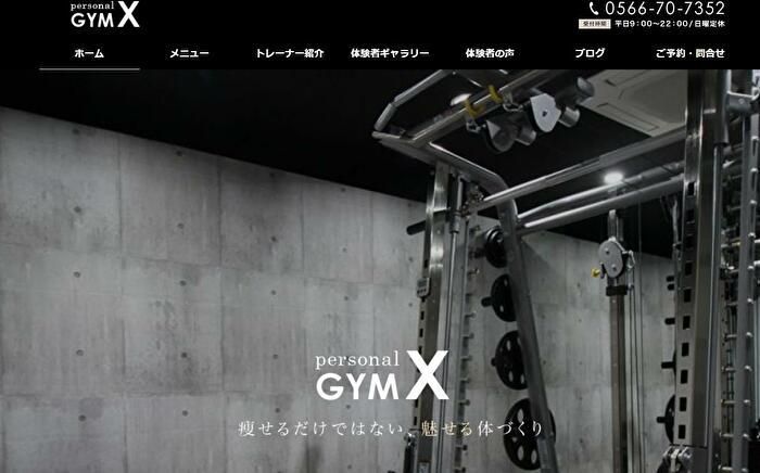 gym x